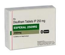 Esperal 250 Mg