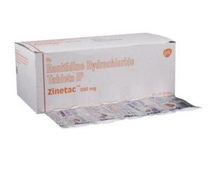 Zinetac 300 Mg