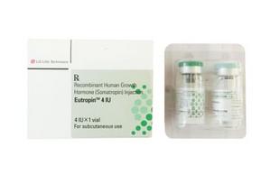 Eutropin 4iu Injection