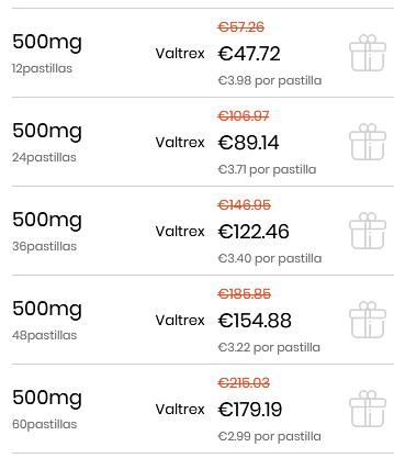 Valcivir-500es